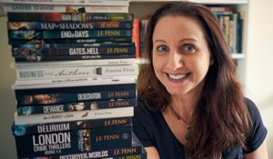 Bestselling Thriller And Non-Fiction Author Joanna Penn On Leaving The Corporate World, Filling The Creative Well, And The Truth About First Drafts
